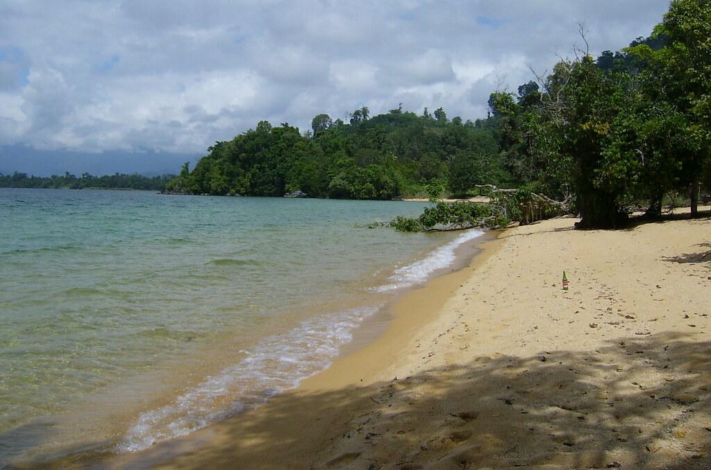 like a beach