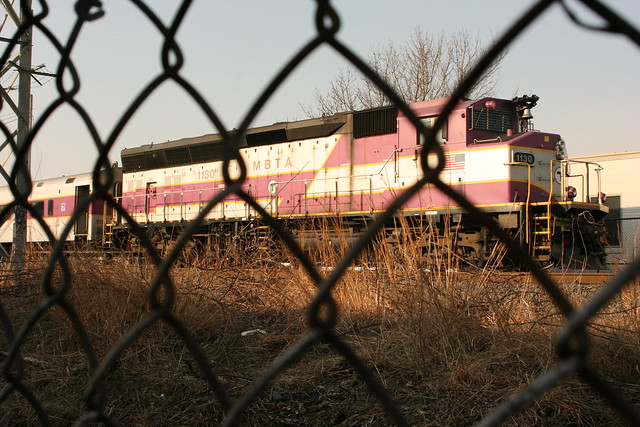 MBTA 1130 (Rockport Line)
