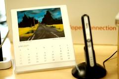 yellow, writing, calendar,