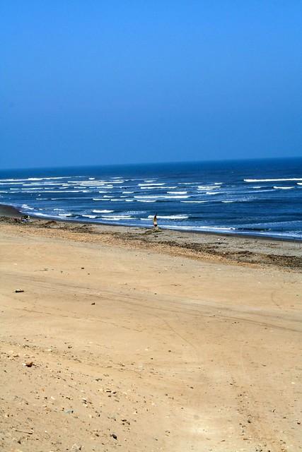 Пляж Трухильо, Гондурас.