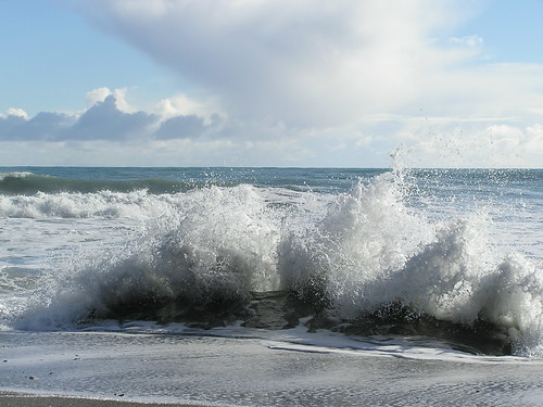 Surfsup @ Okarito, New Zealand
