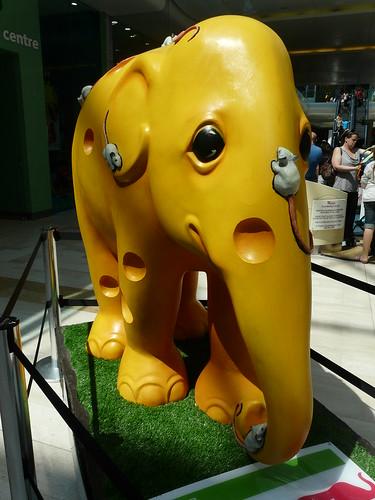 'Saffron', Westfield Shopping Centre
