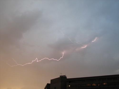 Thunder in Tehran