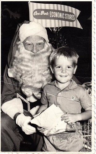 Me with santa