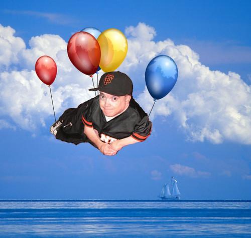 Eric The Midget Balloons 101