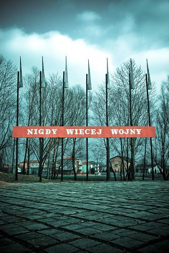 Nigdy Wiecej Wojny - Nie wieder Krieg