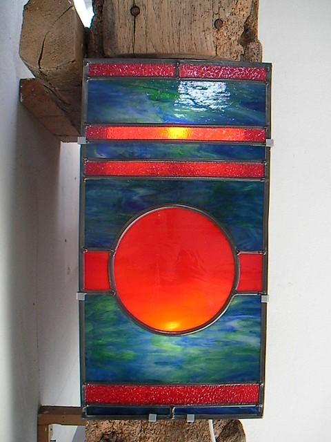lamp 1 'Rode Zon'