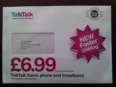 talktalk marketing