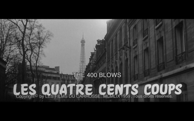 Header of 400 Blows