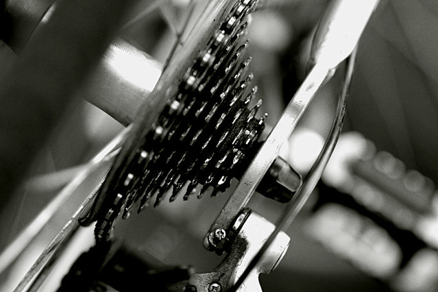 Bike Gears For Dummies gears on a bicycle