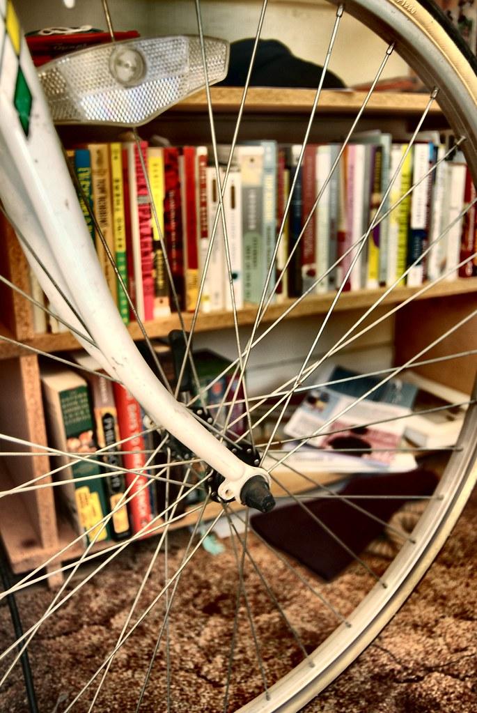 books & bikes II
