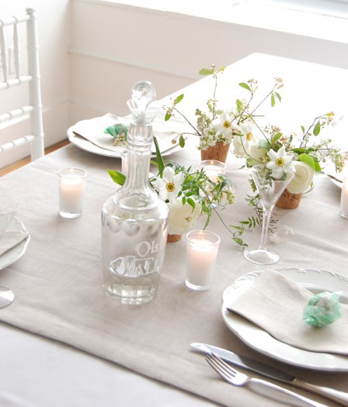 Spring Table Design with Italian Biscotti-Chelsea Fuss-Elizabeth Anne Designs