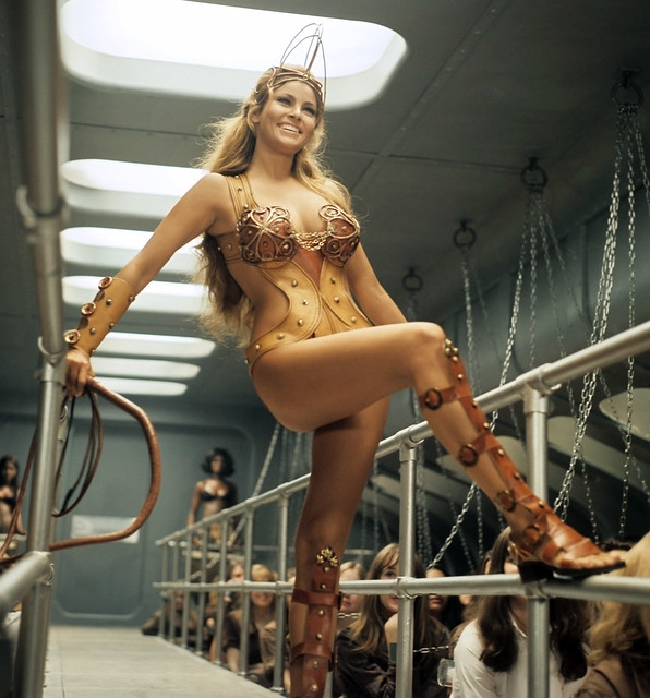 Raquel Welch in The Magic Christian