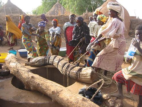 Niger puits