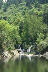 La Cascade aux Fadarelles - Photo of Saint-Jean-la-Fouillouse