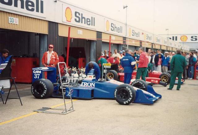 Gachot's Onlyx Cosworth