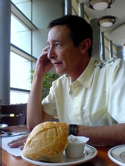 performance review / lunch with jack   DSC00269