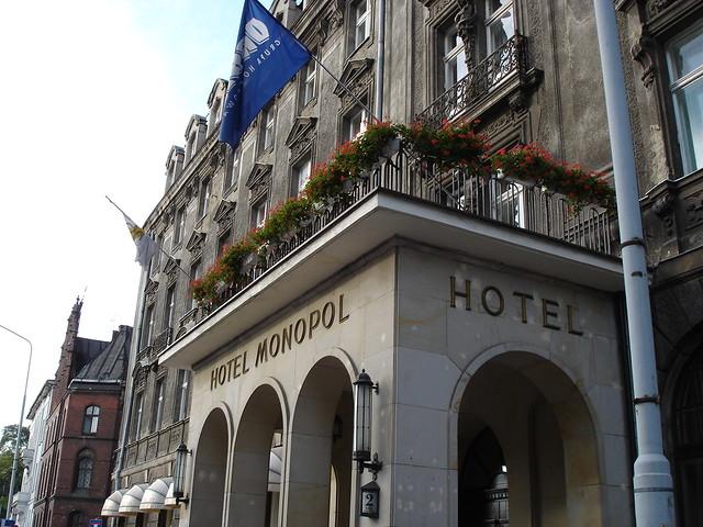 Hotel Monopol Breslau