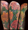 rose-sleeve-tattoo-traditional