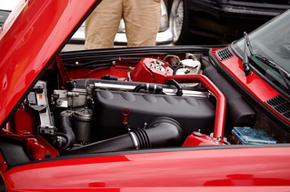 S54 engine in a mint E30 M3