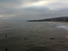 I love you Pacific Ocean. I've missed you