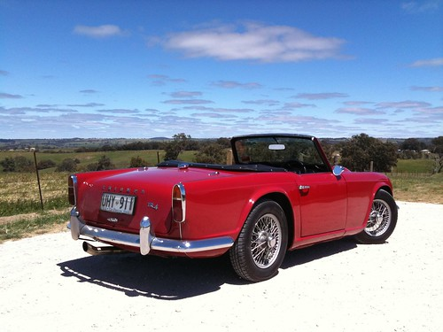 Barossa Red by benontwowheels
