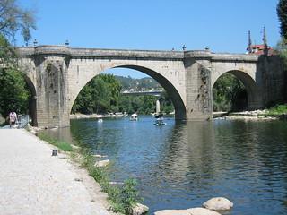 Ponte de Săo Gonçalo, Amarante