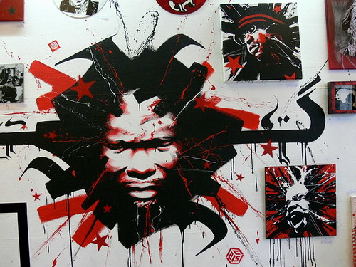 By Dan23 ( C215's DREAD RED Show )