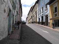 Calle Benalcazar