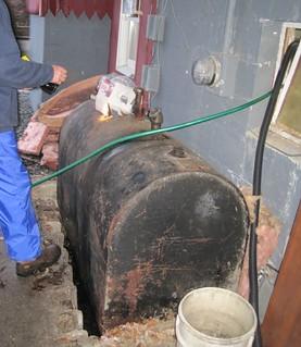 Residential Heating Oil Release in Norton, Massachusetts