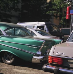 4.  Benz & Chevy