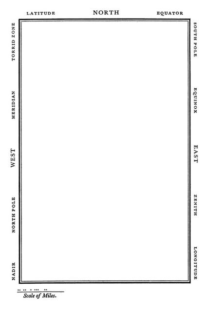 Ocean Chart