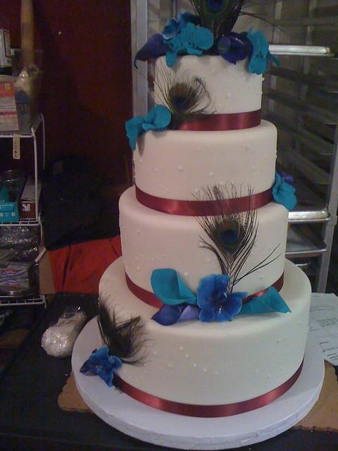 Average Wedding Cake Prices Canada