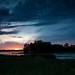 Beebe Lake Sundown, Wright County.