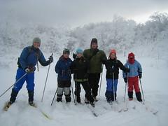 X country skiing Sugarloaf, PA