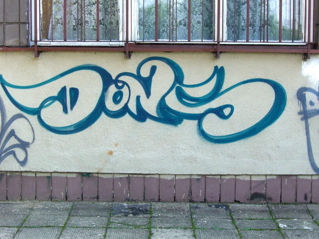 graffiti | dons | krakow 2007