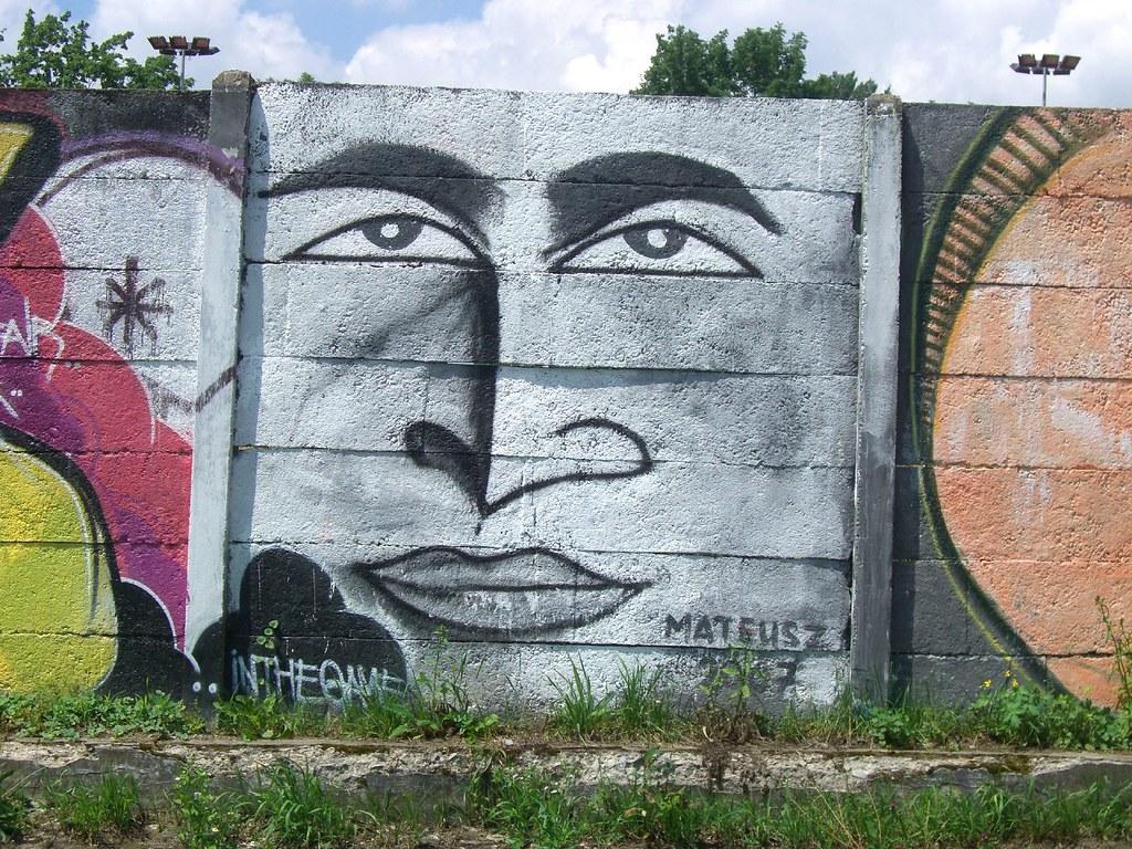graffiti | mateusz | krakow 2007