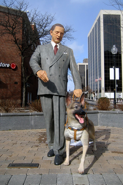 The Way to Independence - J Seward Johnson