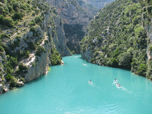 Canyon del Verdon