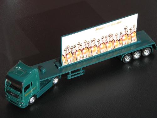 Mini-Truck Berliner Pilsner