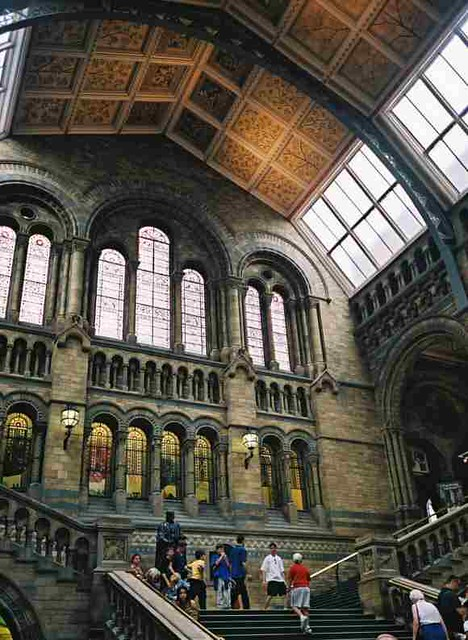 Job Museum Natural History Mailing List