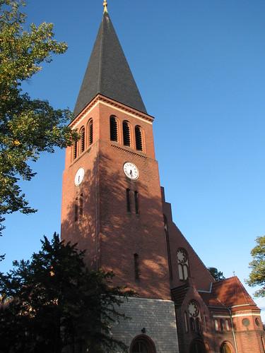 Pfarrkirche Altglienicke