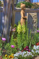Shreveport Oriental Gardens - Statues