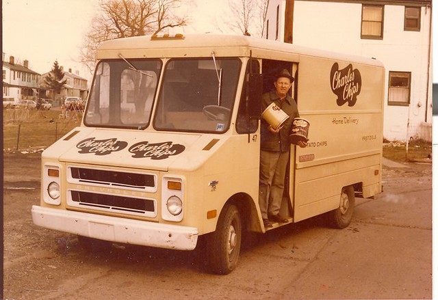 Charles Chips Delivery Truck Flickr Photo Sharing