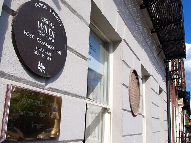 La casa de Oscar Wilde