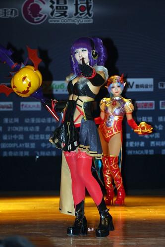 漫域Cosplay北京总决赛_和邪社70