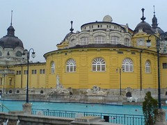 18> Saturday afternoon: Szechenyi Furdo in Budapest