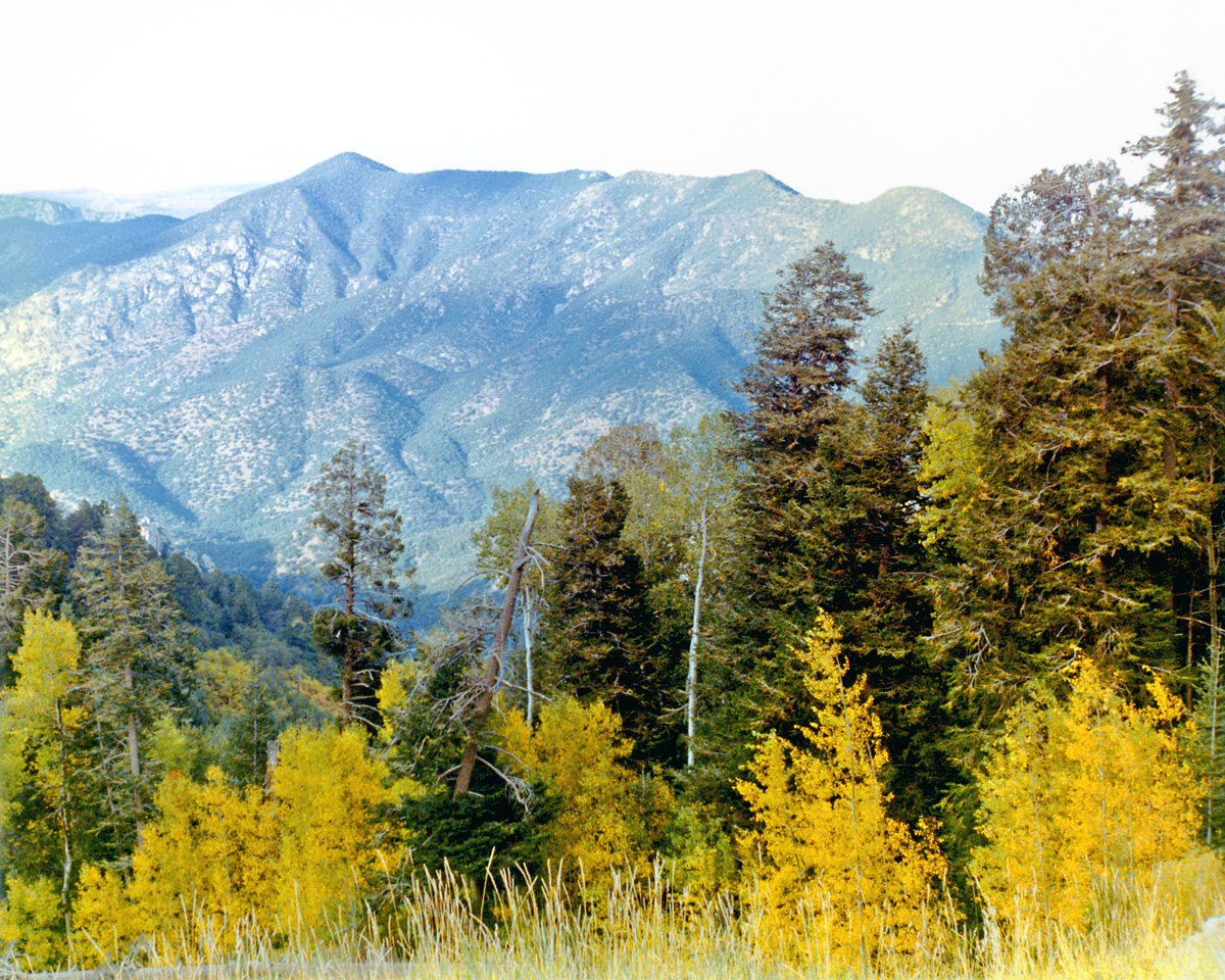 Natural Wonders Of The United States View From Mt Lemmon Ski Resort Arizona A Photo On