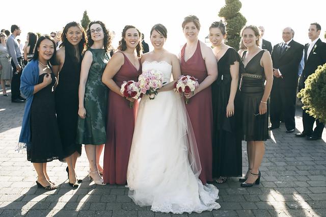 Julia bartlett wedding