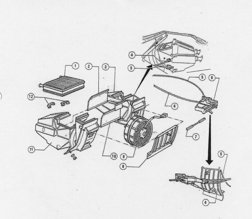 Sistema calefaccion ford mondeo - Sistemas de calefaccion ...